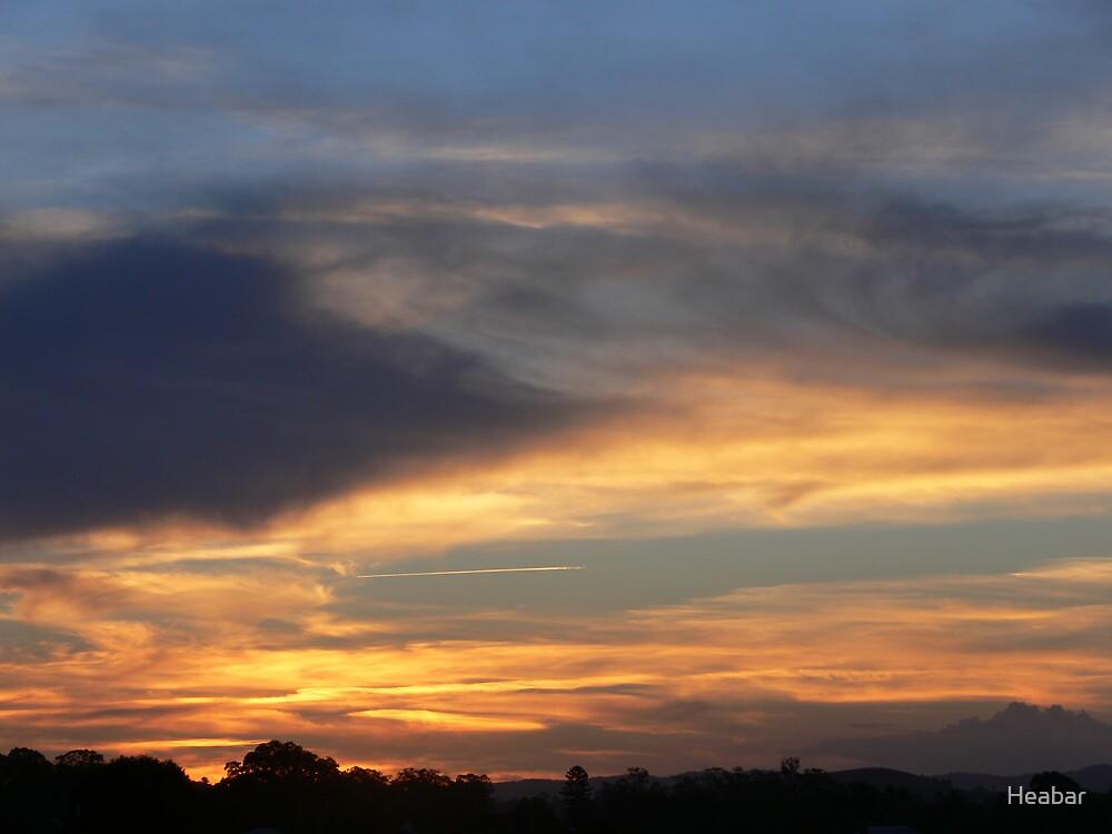 sunset Feb-06  by Heabar