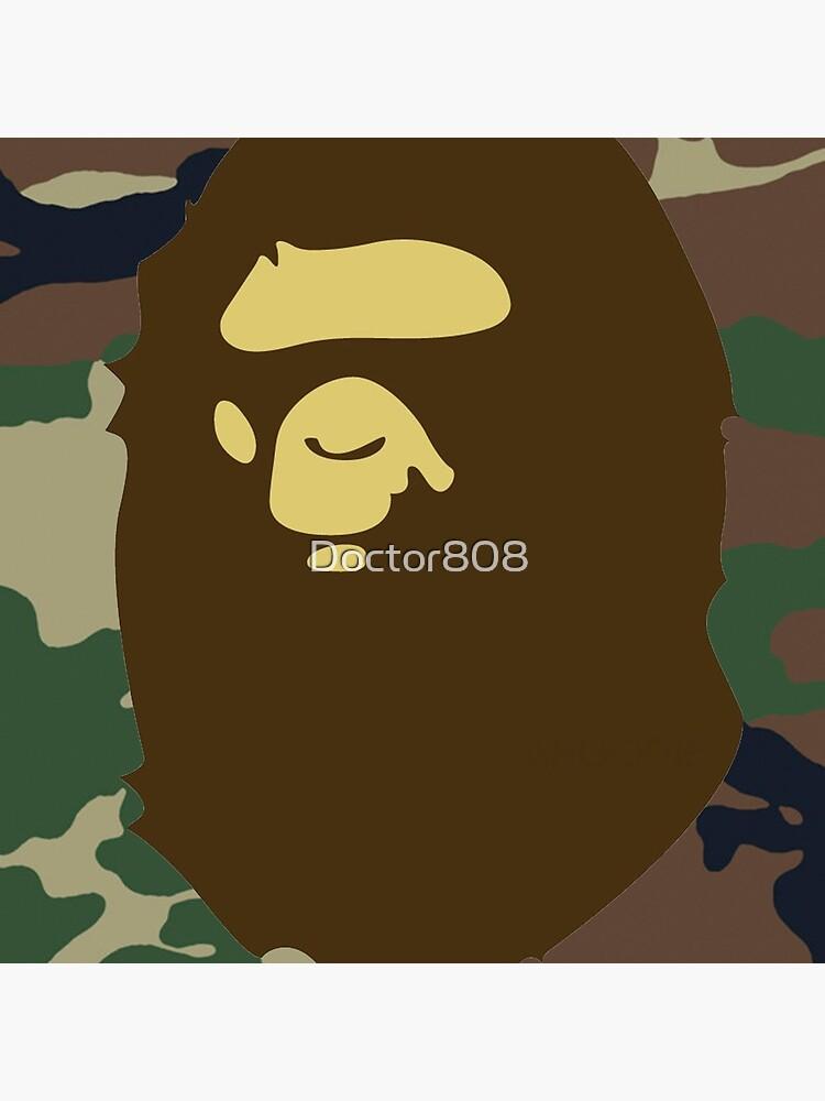 Bape Camouflage von Doctor808