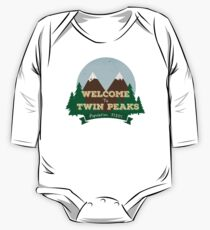 Welcome to Twin Peaks One Piece - Long Sleeve
