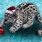 Schneeleopard von AnnaShell