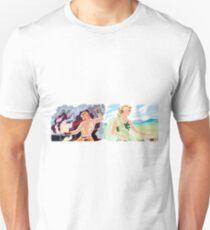 Aule and Yavanna (Greek Mythology Style) Unisex T-Shirt