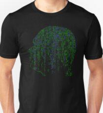 Binary Data Brain - real big data T-Shirt