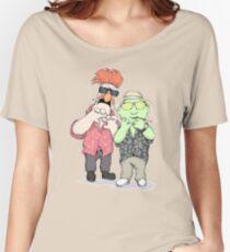 Beaker & Bunsen In Las Vegas Women's Relaxed Fit T-Shirt