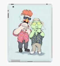 Beaker & Bunsen In Las Vegas iPad Case/Skin