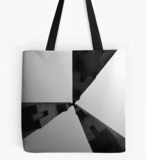 Looking Up v4 - Monument to the People's Heroes, Shanghai Tote Bag