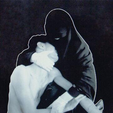 Crystal Castles album cover art by ofwgjose