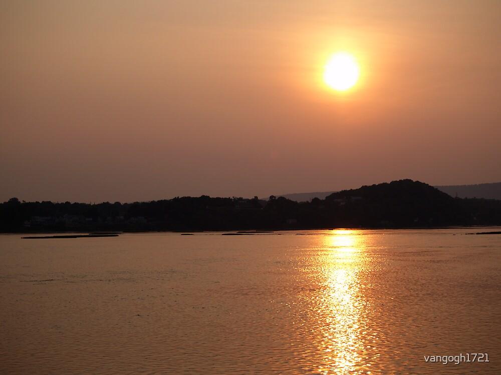 Sunset Sunrise by vangogh1721