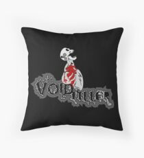 Void Filller Throw Pillow