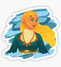 Zelda - Breath of The Wild Sticker