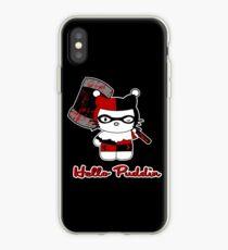 Harley Kitty  iPhone Case