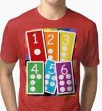 Count Tee-  Tri-blend T-Shirt