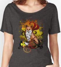 Outdoor Fox Women's Relaxed Fit T-Shirt