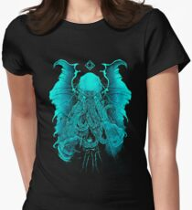 Cthulhu Women's Fitted T-Shirt