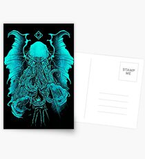 Cthulhu Postcards