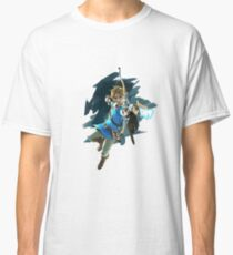 the legend of Zelda - breath of the wild Classic T-Shirt