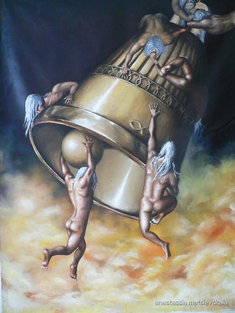 bell by anastassia matsievskaia