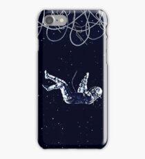 Lost Astronaut iPhone Case/Skin