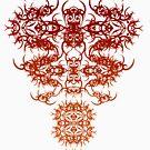 TRIBAL DRAGON by webgrrl