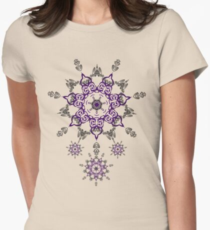 lavender star T-Shirt