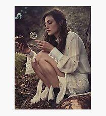 Phoebe Tonkin Photographic Print