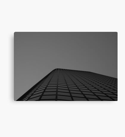 Looking Up v7 - Melbourne CBD Canvas Print