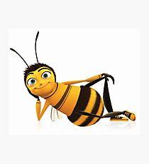 Bee Movie - Jerry Seinfeld film Photographic Print