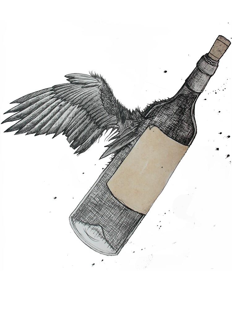 In Vino Veritas by dkcazaly
