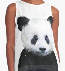 Little Panda Sleeveless Top