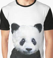 Little Panda Graphic T-Shirt