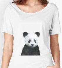 Little Panda Relaxed Fit T-Shirt