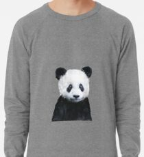 Little Panda Lightweight Sweatshirt