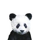 Kleiner Panda von Amy Hamilton