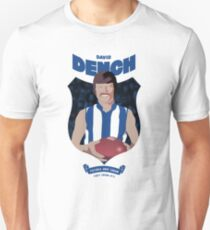David Dench - North Melbourne (for white shirts only) T-Shirt