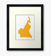 Cameroon Framed Print