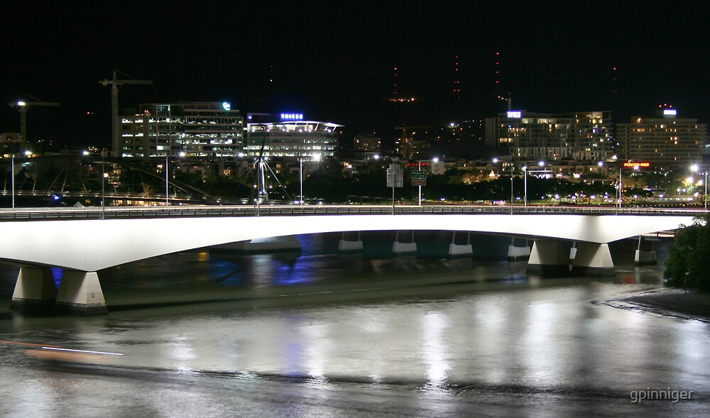 Captin Cook Bridge by gpinniger