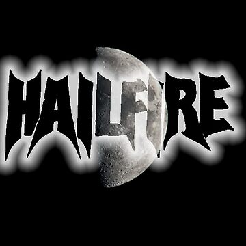Hailfire Moon by mattwestpfahl