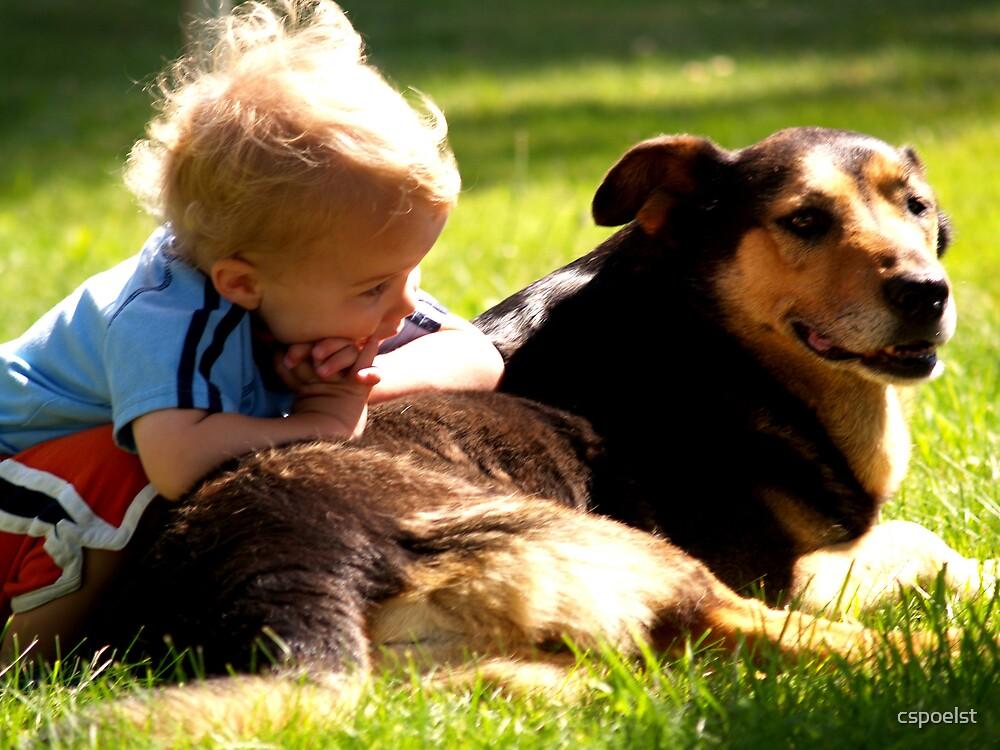 Puppy Love by cspoelst