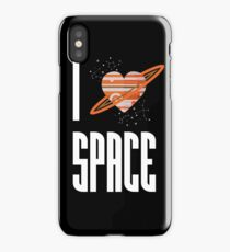 I Heart Space iPhone Case