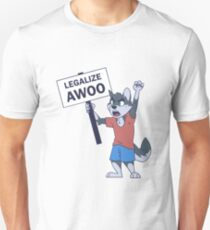 Legalize Awoo T-Shirt