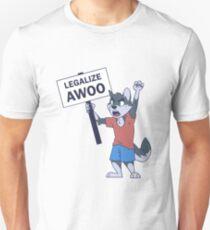 Legalize Awoo Unisex T-Shirt