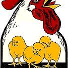 Chicks Dig a Big Cock Vintage by hilda74