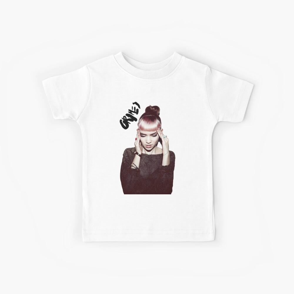 Grimes Kinder T-Shirt