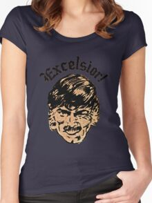 Excelsior! Women's Fitted Scoop T-Shirt