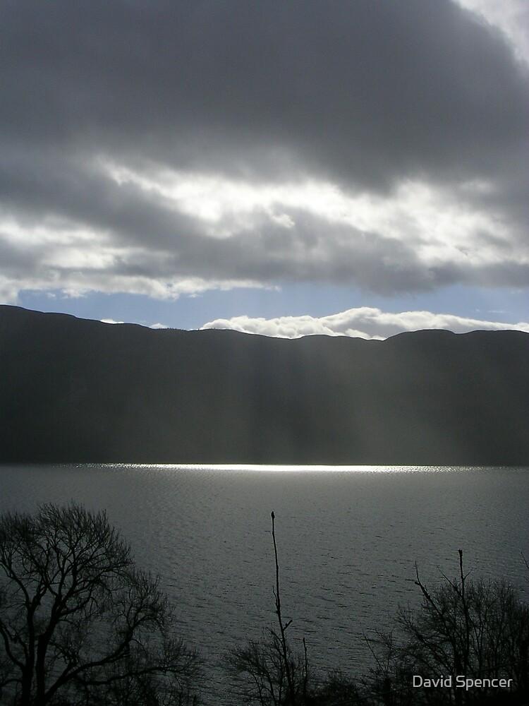 Loch Ness by David Spencer