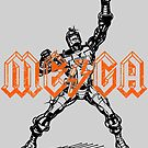 Mega Punk Robot by Megatrip