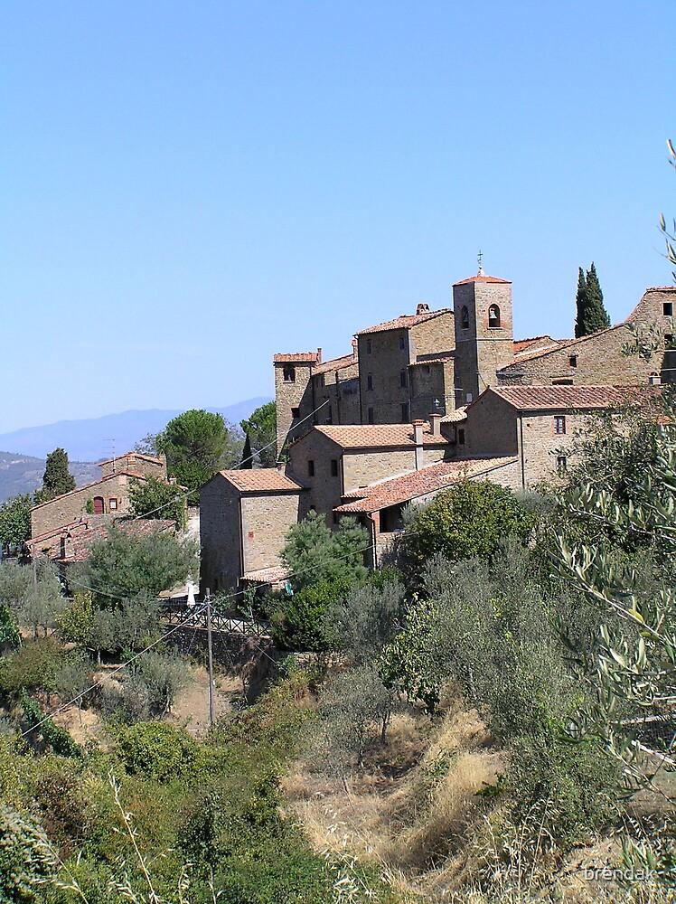 Tuscan Villa by brendak