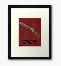Army of Darkness Movie Poster Framed Print
