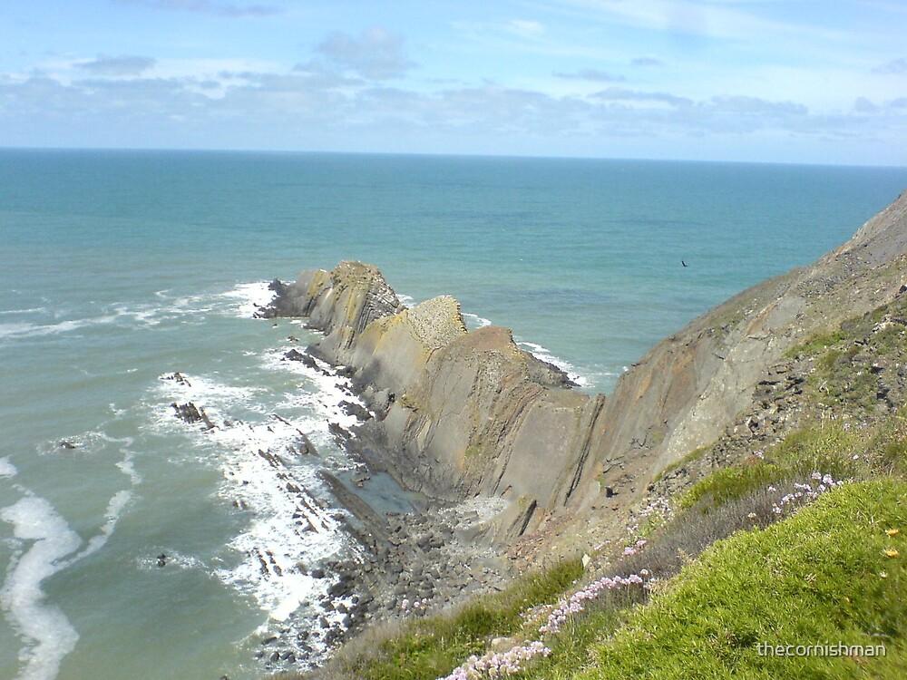 Cornish Rocks by thecornishman