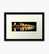 Crown Casino - Melbourne - Victoria Framed Print