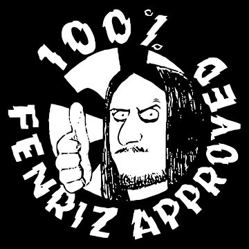 100% Fenriz Approved, Black Metal, Darkthrone by darkfolk